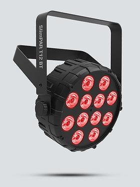 Chauvet SlimPAR T12 BT LED (RGBA) Compact Wash w/ Bluetooth