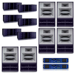 Funktion One EVO7E/F221 System Hire