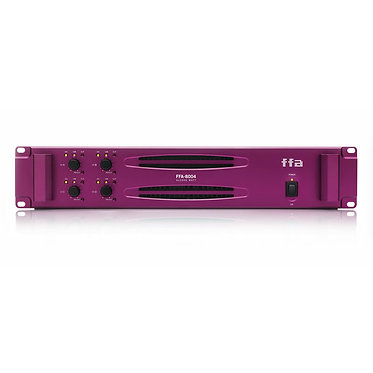 Full Fat Audio FFA-8004 G2 DSP Power Amp