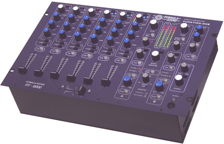 Funktion One FF 6000 Mixer