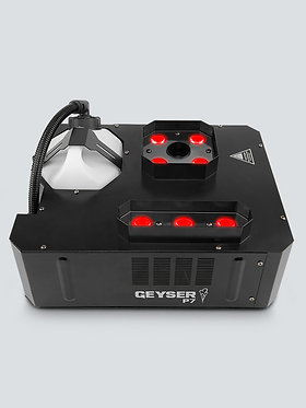 Chauvet Geyser P7 Vertical Fog with Dynamic Pyrotechnic Effects