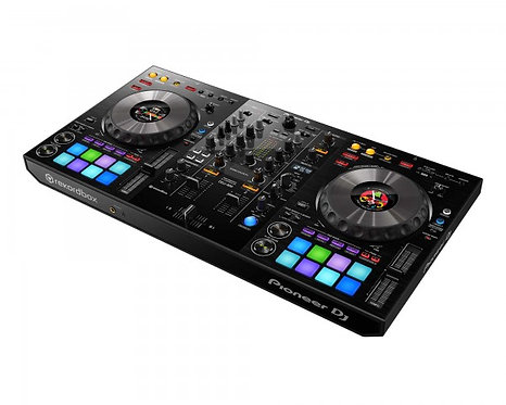 Pioneer DJ DDJ-800 2-Channel Portable DJ Controller for rekordbox
