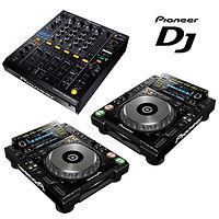 Pioneer DJ Equipment Package 1