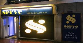 GDS Supply/Install New LED Screen at Serve Birmingham