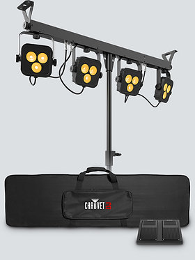 Chauvet 4BAR LT Quad BT Wash Light w/ Bluetooth