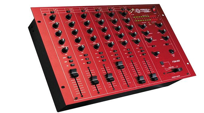 Formula Sound FSM-600 6ch DJ/Club Mixer