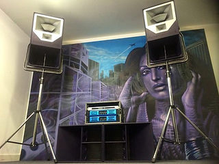 Funktion One Res 2/F118 System Hire (Package A)