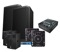 Mobile DJ Equipment Package 2