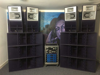 Funktion One Res 4T/F218 System Hire (Package D)