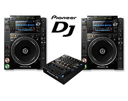 Pioneer DJ Equipment Package 2