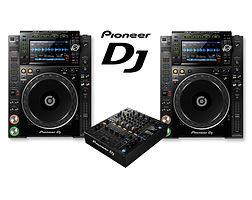 Pioneer DJ Equipment Package 2