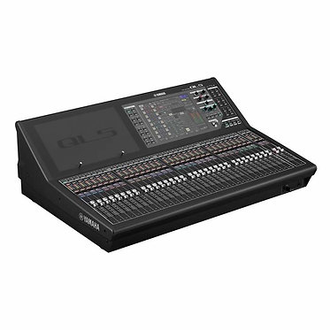 Yamaha QL5 Digital Mixing Console with Built-in Dante