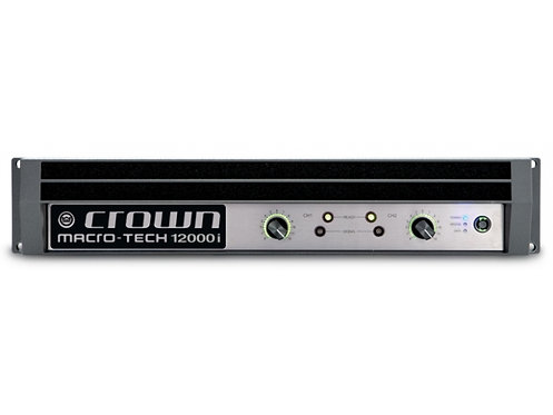 Crown MA 9000i Two-channel, 3500W @ 4Ω Power Amplifier