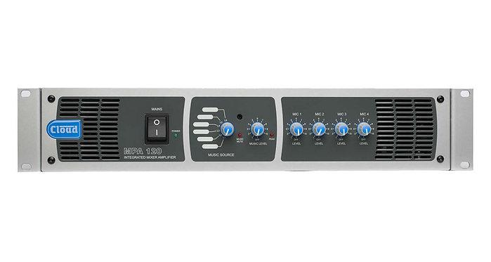 Cloud - MPA120 - 120W Mixer Amplifier