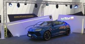 Lamborghini URUS Launch Party