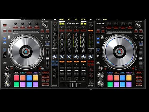 Pioneer DJ - DDJ-SZ2 4Ch Controller with Serato DJ Software