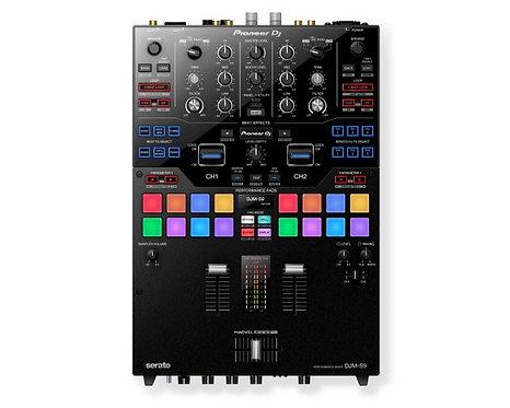 Pioneer DJ - DJM-S92-Ch  Pro Battlemixer for Serato DJ