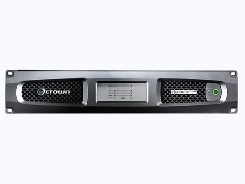Crown - DCi 2|600N 2 Ch 600W @ 4Ω Power Amplifier with BLU link