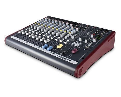 Allen & Heath ZED60-14FX 10 Channel Mixing Desk w/ USB & FX Main