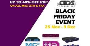 GDS Black Friday Event