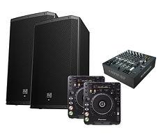 Mobile DJ Equipment Package 1