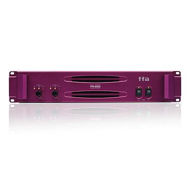Full Fat Audio FFA-6000 Power Amplifier