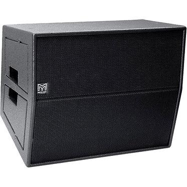 Martin Audio W8VDQ 3-Way Mini, Vertically Arrayable Enclosure