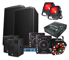 Mobile DJ Equipment Package 3