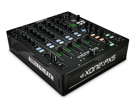 Allen & Heath XONE:PX5 6-channel analogue FX mixer with integral soundcard Main