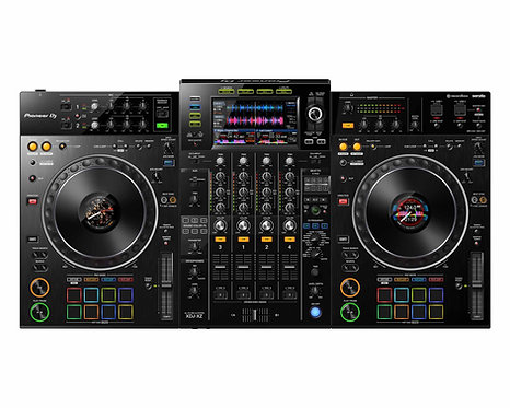 Pioneer DJ - XDJ-XZ All in One 4 Channel DJ System for rekordbox and Serato DJ