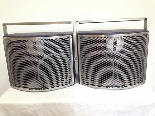 2 x Funktion One F88 Full Range Loudspeakers (Used) pair