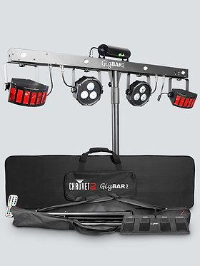 Chauvet DJ GigBAR 2; 4-in-1 Lighting