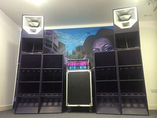 Funktion One Res 2/F218 System Hire (Package C)
