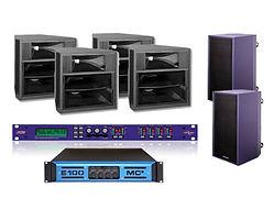 Turbosound DJ Equipment Package