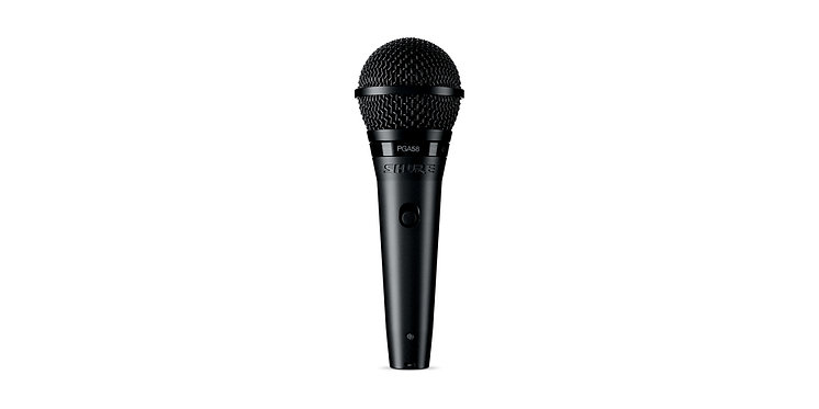 Shure PGA58 Cardioid Dynamic Vocal Microphone