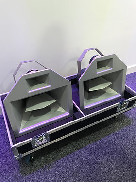 Used Funktion One Res 2SH (Pair) w/ Optional Flight Case