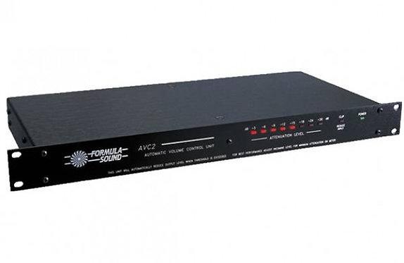 Formula Sound AVC2 Auto Volume Controller