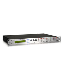 Funktion One XO4 Audio Management System side