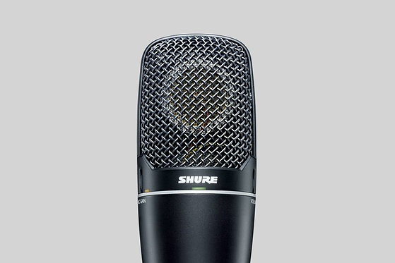 Shure PG27-USB Side-Address Condenser Microphone