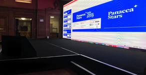 GDS 9m LED Screen at Panacea Innovation/Stars Gala