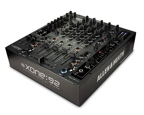 Allen & Heath XONE:92 6 Channel Club & DJ Mixer Main