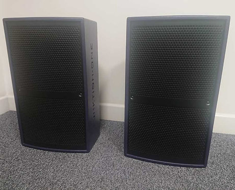 Pair of Used Funktion One RM12 Monitors