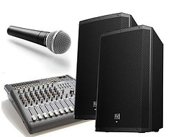 Live Music Equipment Package 2