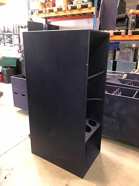 Used Funktion One F221A Bass Enclosures