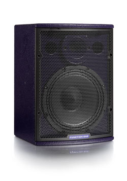 Funktion One F81 Compact Loudspeaker