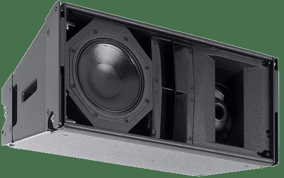 Martin Audio W8LMD Three-way Mini, Vertically Arrayable Enclosure