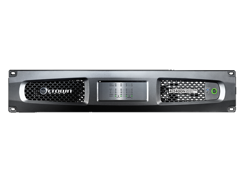 Crown Audio - DCi 4 2400N 4 Ch 2400W @ 4Ω Power Amplifier
