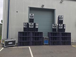 Funktion One Res 4T/F218 System Hire (Package E)
