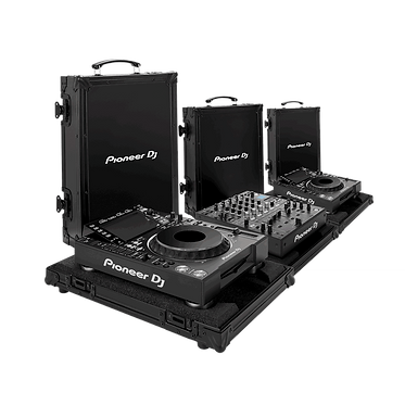Pioneer DJ TOUR1 Full System & FLIGHTCASE BUNDLE