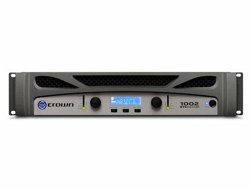 Crown XTi 1002 Two-channel, 500W Power Amplifier